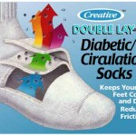 Double Lay Diabetic Socks - Circulation Socks