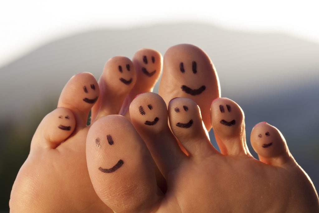Keep your feet happy with these diabetic care tips