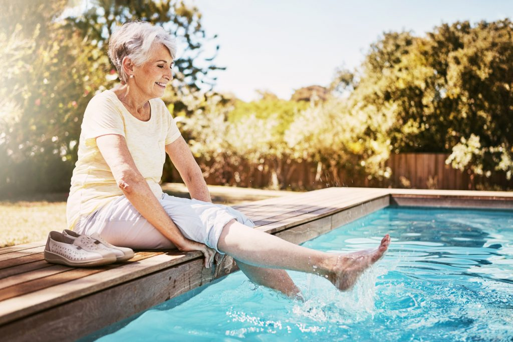 Follow these tips to keep your feet happy and healthy, all summer long
