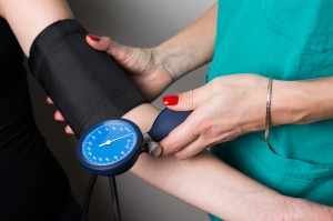 Controlling diabetic blood pressure