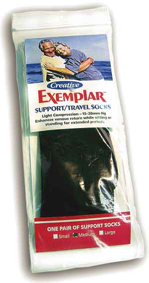 Exemplar™ Support/Travel Socks