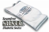 Seamfree™ Silver Diabetic Socks