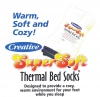 SuperSoft Thermal Bed Socks
